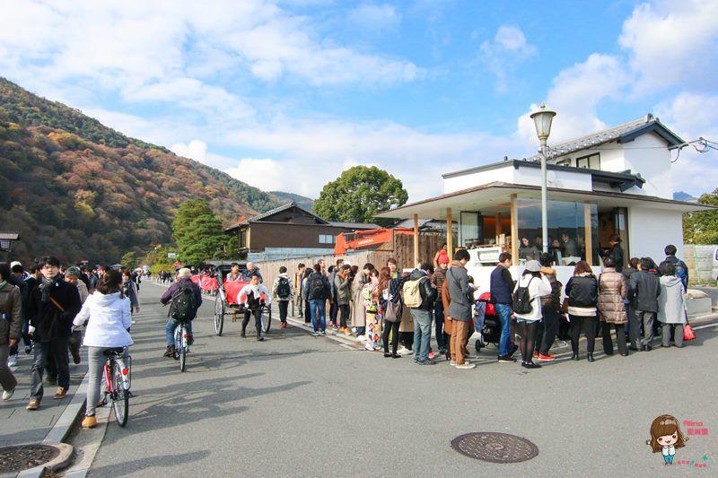 【京都自由行】Arabica 咖啡 嵐山渡月橋咖啡館 品嘗重焙咖啡 飛驒高原牛乳香醇奶香