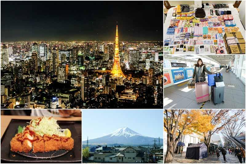 【東京自由行】2018 行程規劃 5天4夜行程表 日本購物狂買攻略 旅伴要慎選啊! @Alina 愛琳娜 嗑美食瘋旅遊