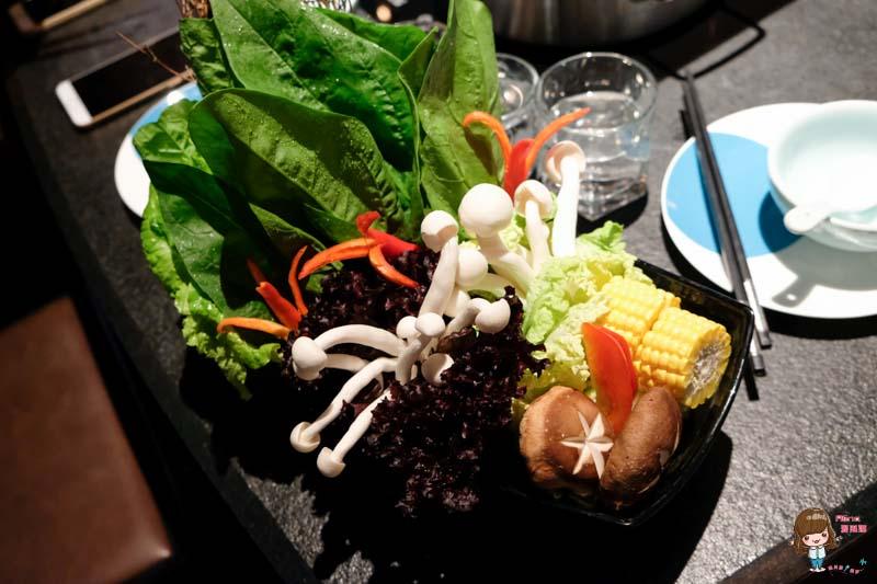 撈王蔬菜盤