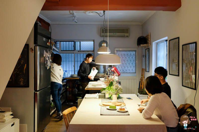 【食記】台北大安 舒適圈 Comfort Zone 咖啡館手作甜點 抹茶蛋糕口感濃密