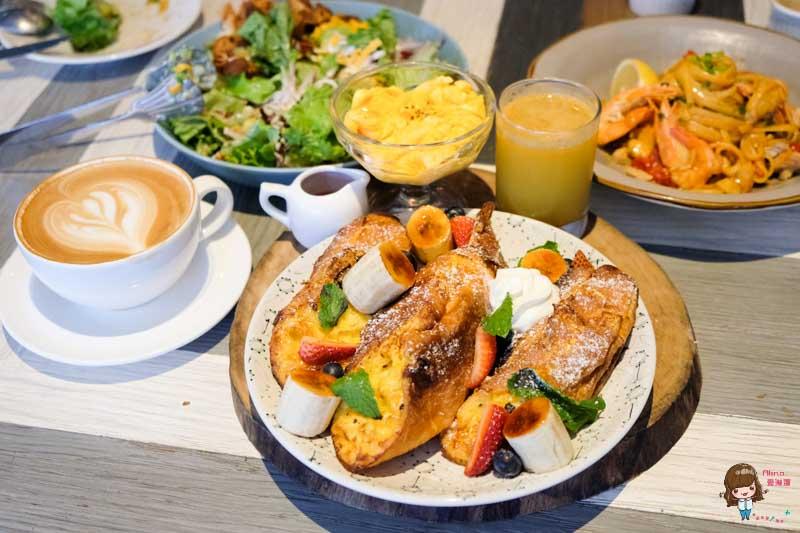 【食記】台北大安 九月咖啡 September Cafe 在中古歐風浪漫 享用繽紛早午餐 @Alina 愛琳娜 嗑美食瘋旅遊