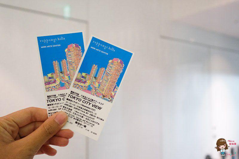 【東京必看美景】六本木之丘 Tokyo City View 森大樓52F 東京鐵塔繁華夜景