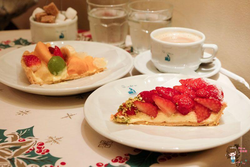 【東京必吃甜點】表參道 Quil Fait Bon 美味水果塔 キルフェボ 日本青山店