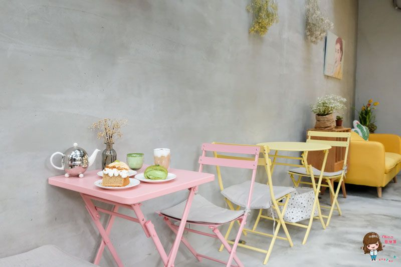 【食記】台北松山 羅得奧商行 Senet Cafe 玻璃屋咖啡館 每日限定口味生乳蛋糕捲