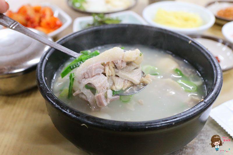 【釜山自由行】西面 浦項豬肉湯飯 24小時營業的傳統美食(文內附500元折扣券) @Alina 愛琳娜 嗑美食瘋旅遊