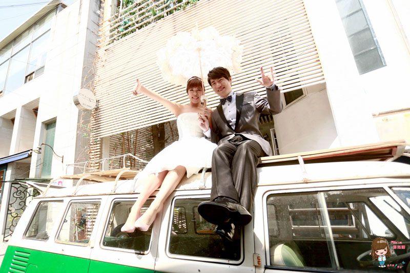 【浪漫結婚紀念】我們的韓國婚紗-輕鬆可愛風格成品照大公開!