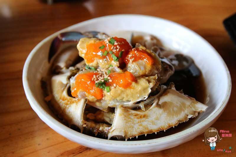 大瓦房醬蟹
