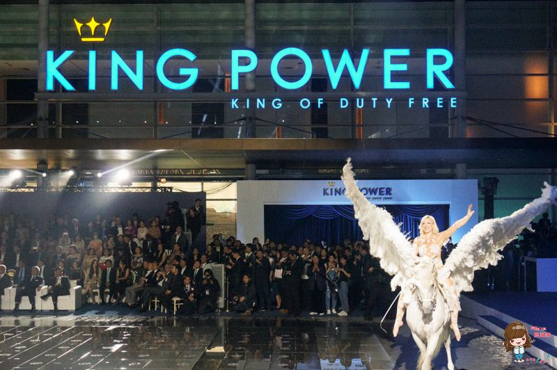 【曼谷自由行】KING POWER 王權曼谷市區免稅購物中心 時尚國際精品美妝香氛 @Alina 愛琳娜 嗑美食瘋旅遊