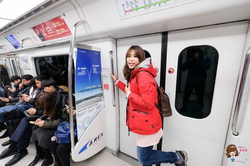 韓國 AREX 機場快線