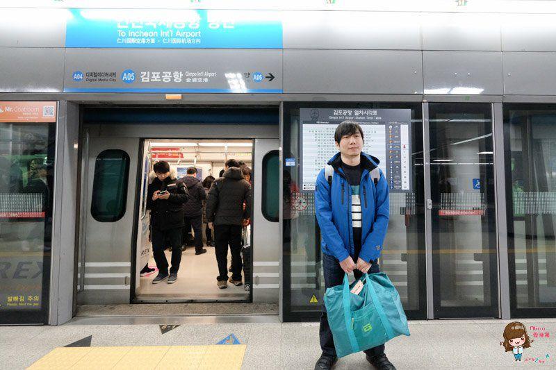 韓國機場行李運送