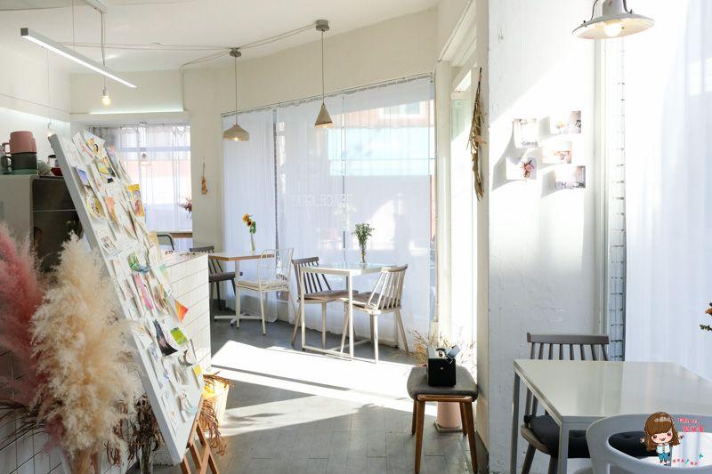 水彩咖啡館