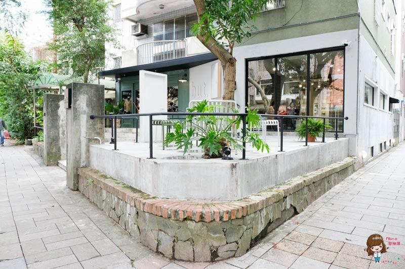 【食記】台北松山 but.we love butter 奶油甜點禮品店, 富錦樹下的英倫質感