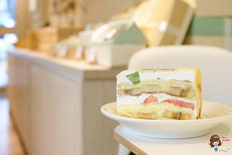 【食記】台北松山 Patissier PINEDE 彼內朵 水果千層蛋糕 來自日本的法式甜點 @Alina 愛琳娜 嗑美食瘋旅遊