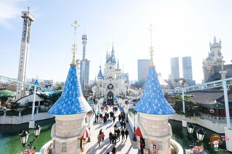 【首爾自由行】樂天世界 遊樂園1日通票攻略-快速通關Magic Pass門票優惠 @Alina 愛琳娜 嗑美食瘋旅遊