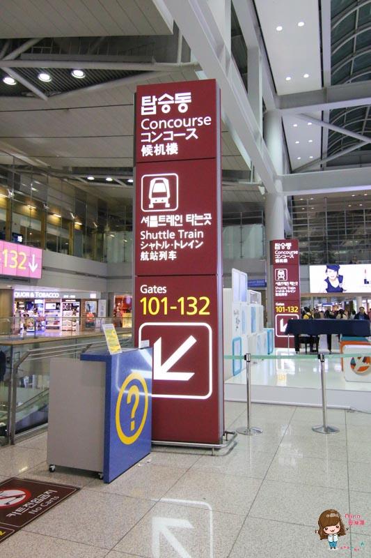 【韓國自由行】首爾仁川機場 出入境.往返市區交通攻略! 仁川機場第2航廈