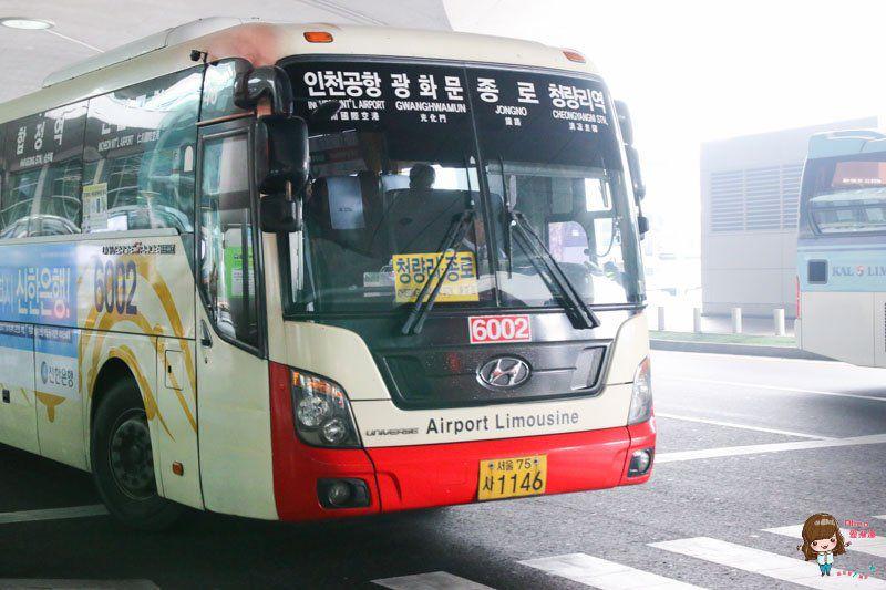 仁川機場巴士 6002