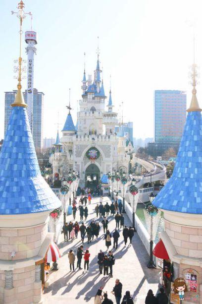 樂天世界 遊樂園1日通票 快速通關Magic Pass 新增VR實境冒險 (216蠶室站)