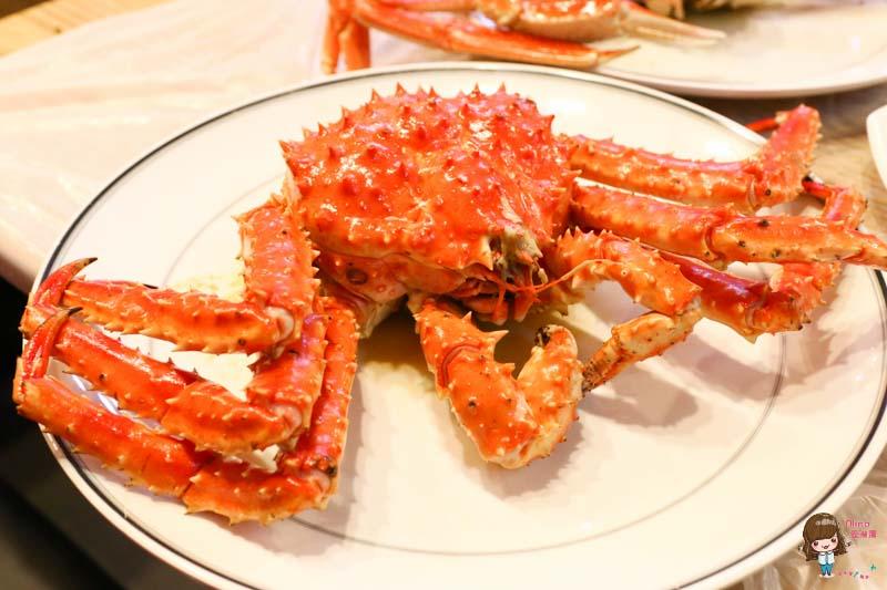 【韓國首爾美食】鷺梁津水產市場:長腳蟹帝王蟹,海鮮食堂挑選比價心得 @Alina 愛琳娜 嗑美食瘋旅遊
