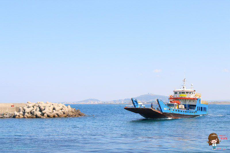濟州島景點 加波島