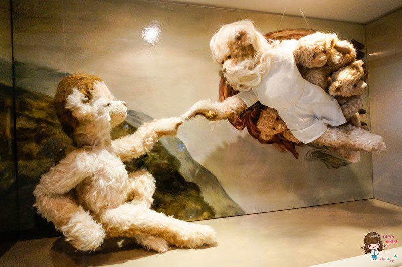 濟州島景點推薦 濟州泰迪熊博物館
