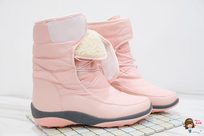 【原創女鞋】 Bonbons 甜美粉嫩靴 防潑水又保暖 濕冷下雨天也能穿出門