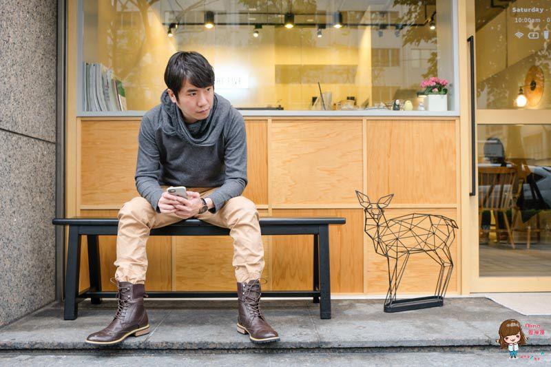 【風格男鞋】AManShoes 紳士咖的優雅高筒皮靴-英倫德比真皮雕花男靴 @Alina 愛琳娜 嗑美食瘋旅遊