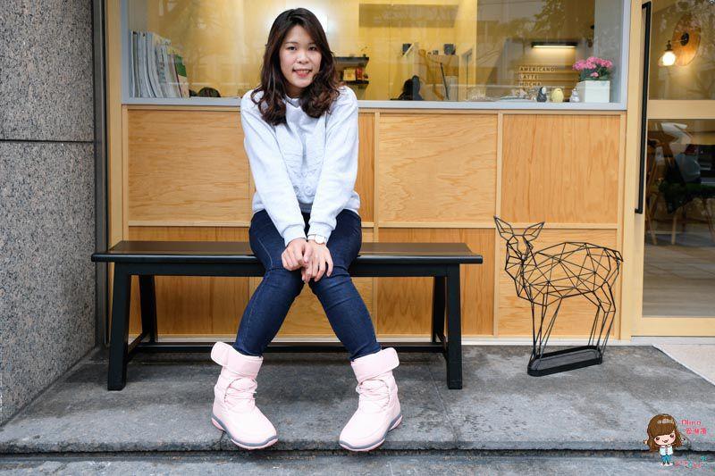 【原創女鞋】Bonbons 甜美粉嫩靴 防潑水又保暖 濕冷下雨天也能穿出門 @Alina 愛琳娜 嗑美食瘋旅遊