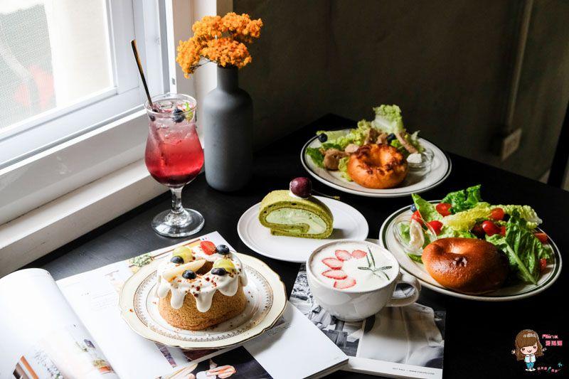 【食記】台北中山 iki shop 超美超好拍的韓風咖啡館 水果戚風蛋糕清甜可愛 @Alina 愛琳娜 嗑美食瘋旅遊