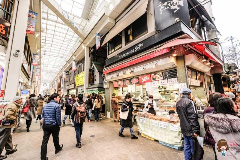 【東京美食】SATOU 吉祥寺牛肉丸 吃了會流淚的爆漿美味 日本人氣排隊名店 @Alina 愛琳娜 嗑美食瘋旅遊