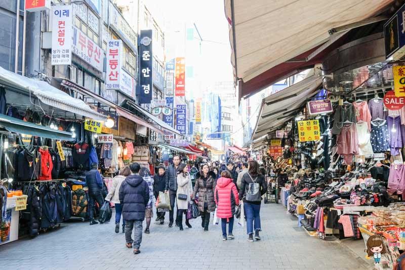 首爾 南大門市場