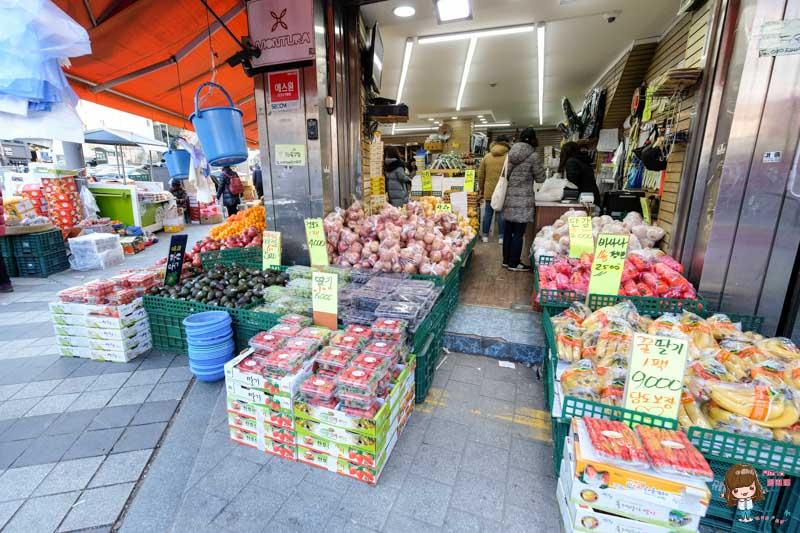 韓國首爾 南大門市場