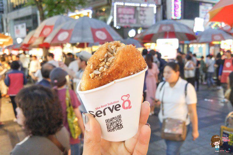 釜山黑糖餅