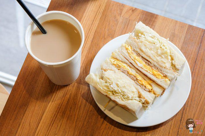 【食記】台北中山 真芳碳烤吐司 行天宮旁的復古味早午餐 特調秘醬鹹甜滋味 @Alina 愛琳娜 嗑美食瘋旅遊
