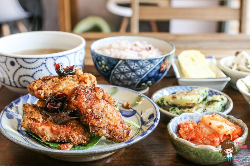 首爾美食 弘大 米米便當食堂 可愛又美味的一人友善餐廳-每日特餐口味變化
