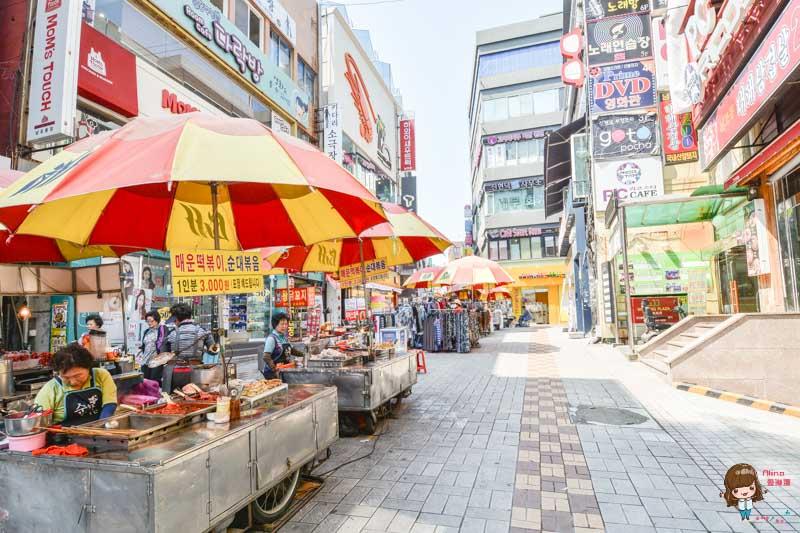 釜山BIFF市場