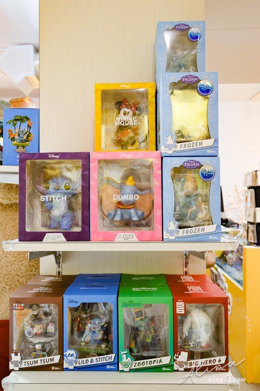 野獸國 迪士尼週邊商品