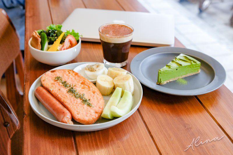 【食記】台北東門 Powder Workshop 來咖啡廳吃份輕鬆的日式早午餐吧! @Alina 愛琳娜 嗑美食瘋旅遊