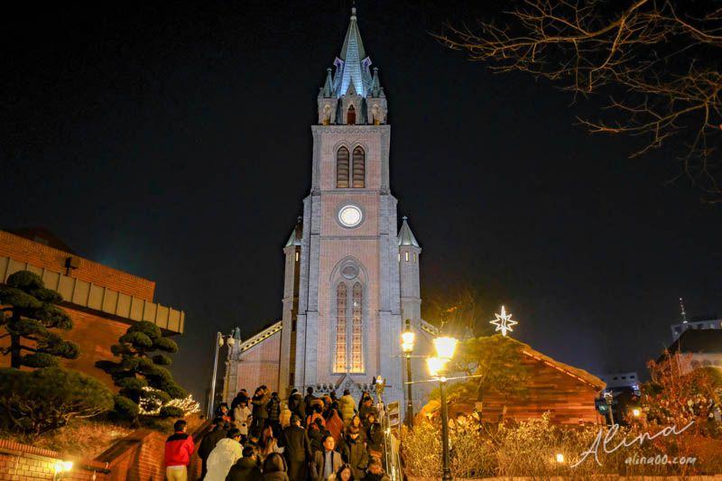 明洞天主教堂