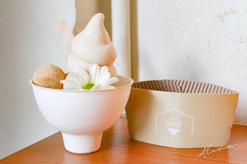 弘大美食 首爾冰淇淋 昭福 弘大總店소복 홍대본점