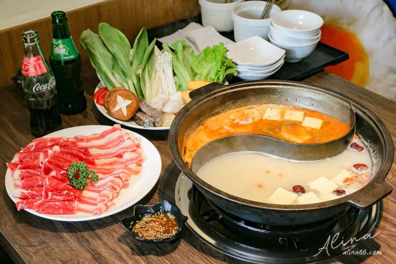 【食記】台北信義 拼拼拌 韓式拌飯.韓式火鍋-都滿韓家雪濃湯香濃好喝 @Alina 愛琳娜 嗑美食瘋旅遊