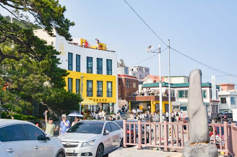 釜山海景咖啡館