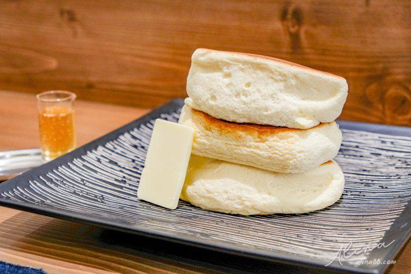 蜂蜜とバター 蜂蜜奶油厚鬆餅
