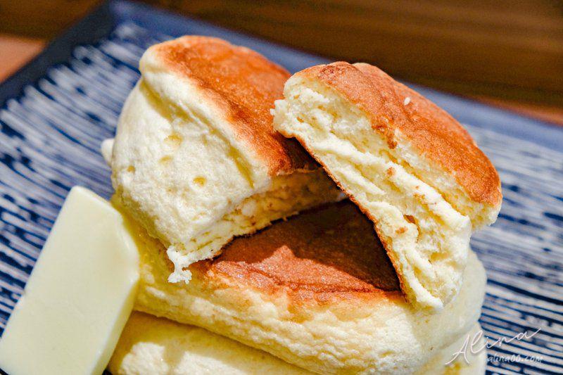 日本厚鬆餅