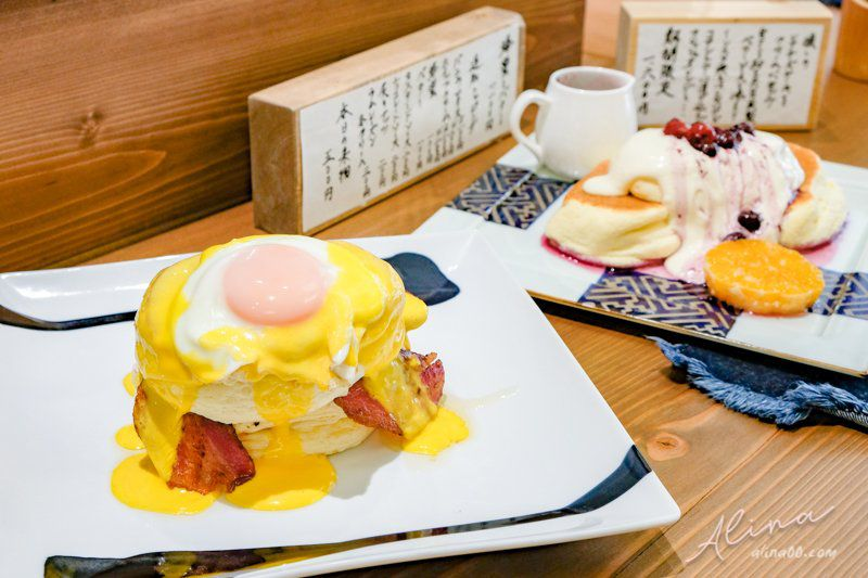 【東京甜點】淺草 紅鶴 熔岩厚鬆餅-日本高人氣,每天限量60份! @Alina 愛琳娜 嗑美食瘋旅遊
