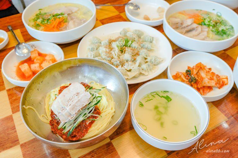 濟州島美食 三代麵條會館