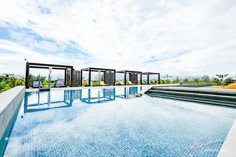綠舞游泳池