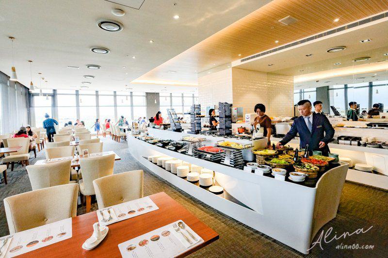 綠舞國際觀光飯店 綠舞早餐