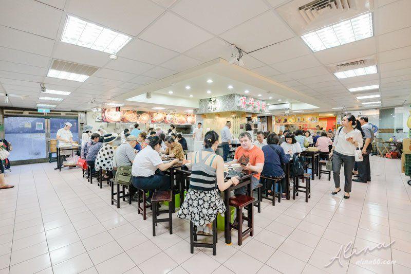 【食記】台北東區 頂好紫琳蒸餃 老字號美食推薦!花素蒸餃配大餅捲肉