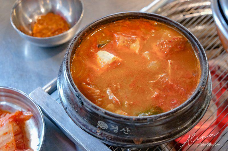 鐵路王排骨大醬湯
