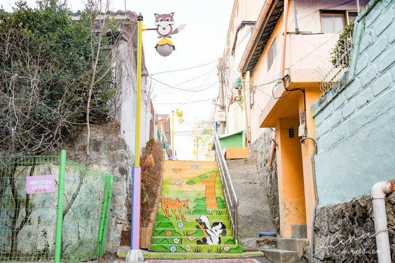 仁川壁畫村